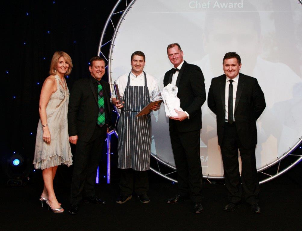 CIS 2015 Banqueting and Events Chef Award