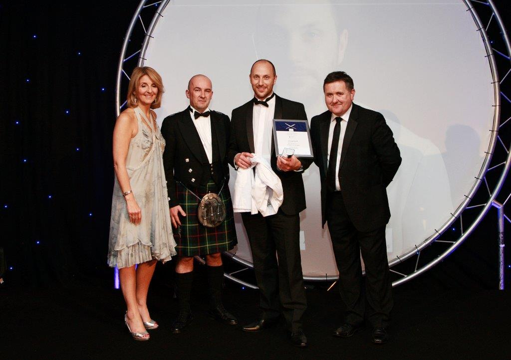 CIS 2015 Chef of the Year Award
