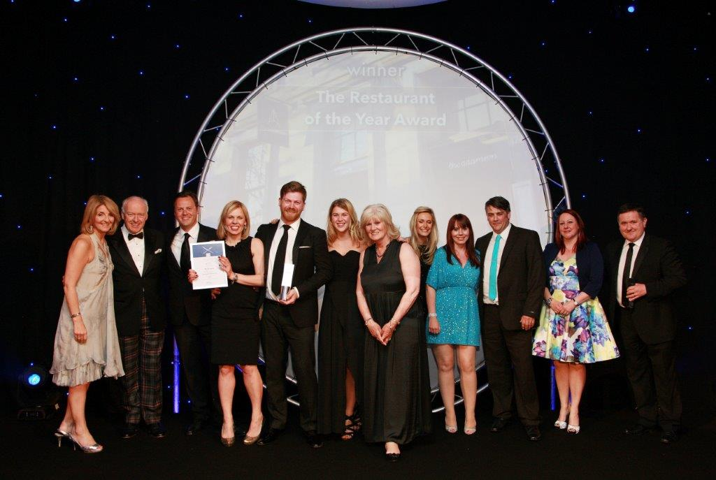 CIS 2015 Restaurant of the Year Award