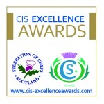 CIS Excellence Awards logo 2015