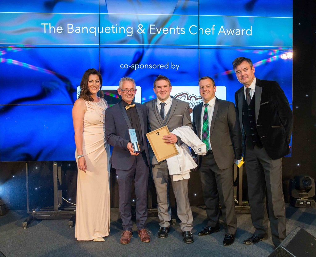 Banqueting and Events Chef Award