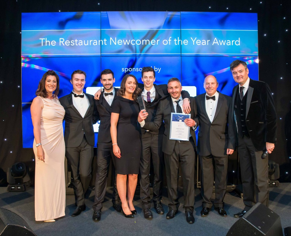 Restaurant Newcomer of the Year  Award