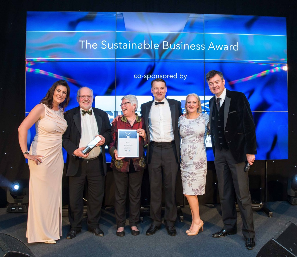 Sustainable Business of the Year  Award