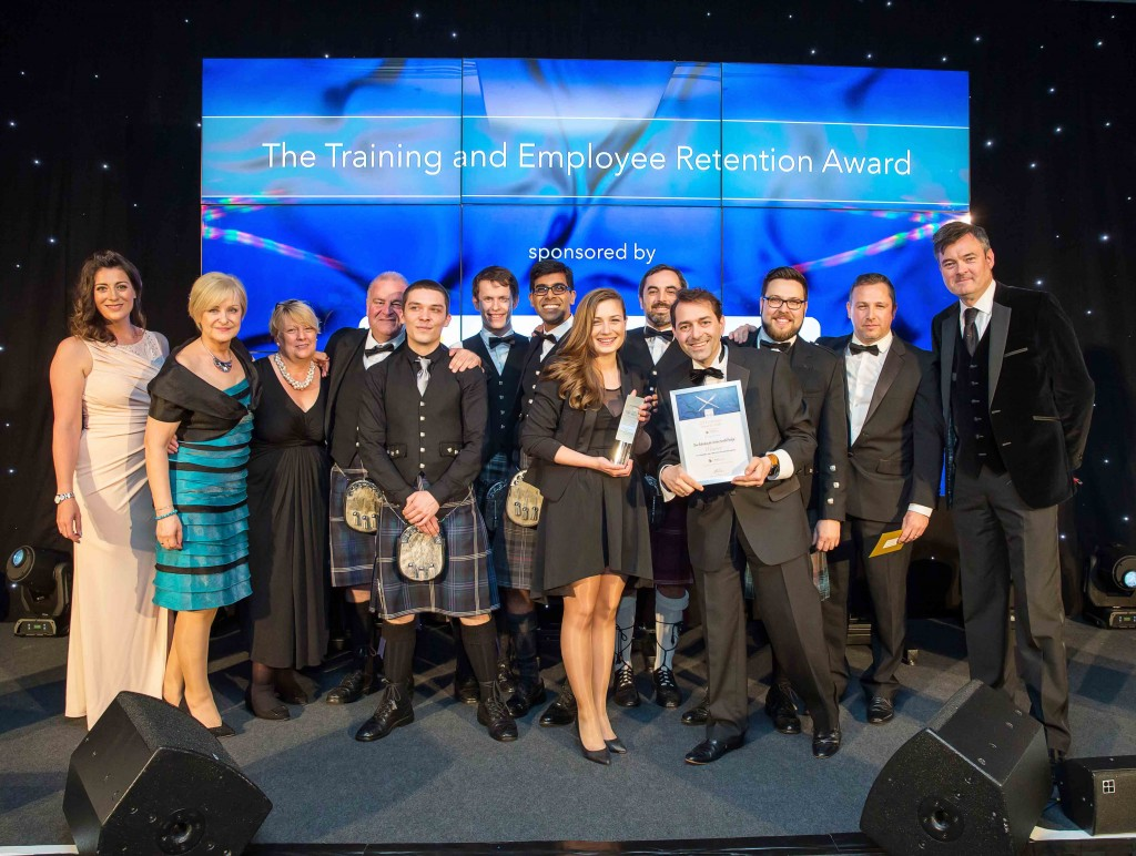 Training and Employee Retention Award