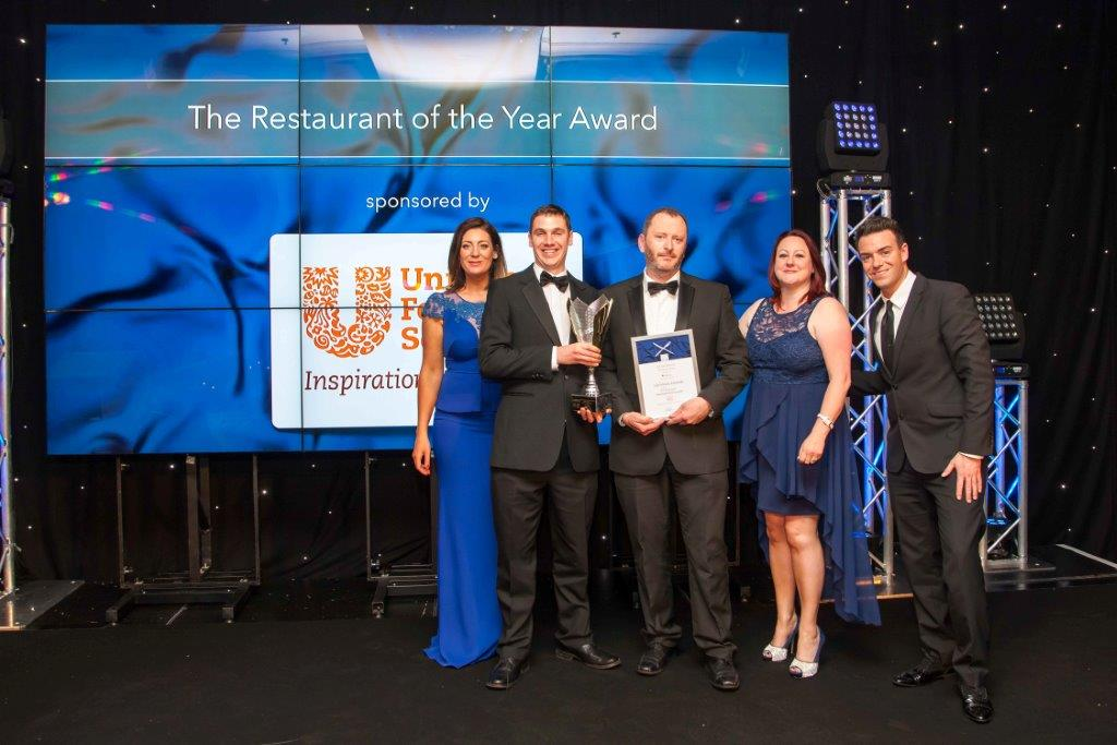 The Restaurant of the Year Award