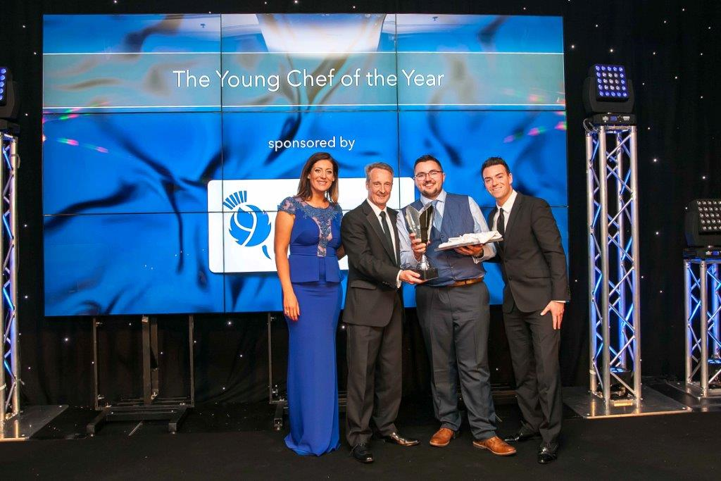 The Young Chef of the Year Award