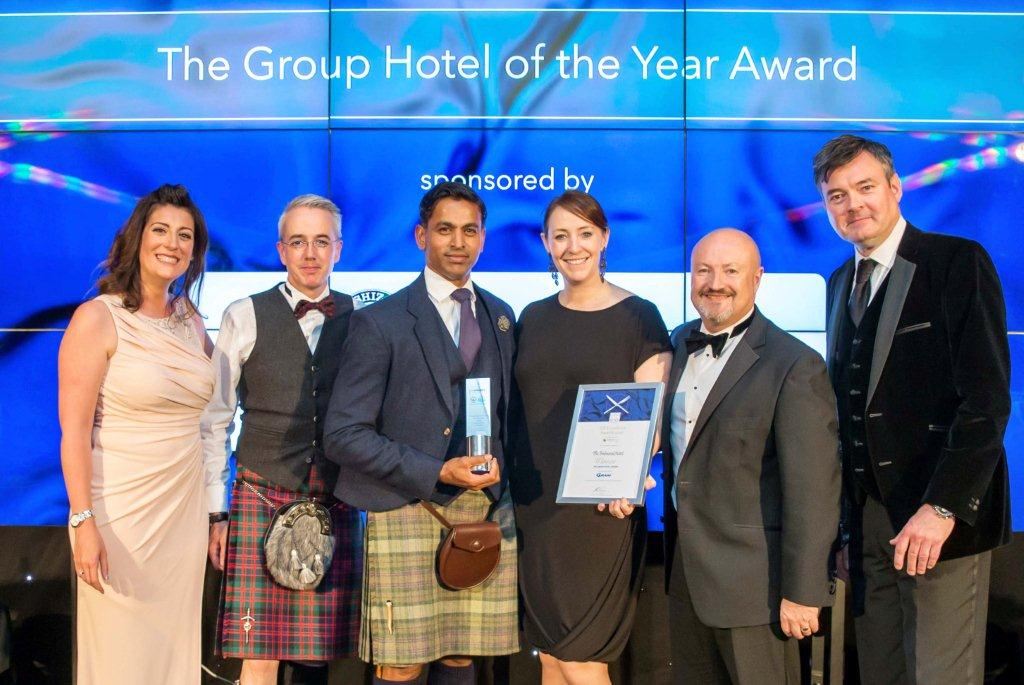 Group Hotel of the Year  Award low