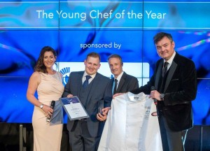 Young Chef of the Year Award low