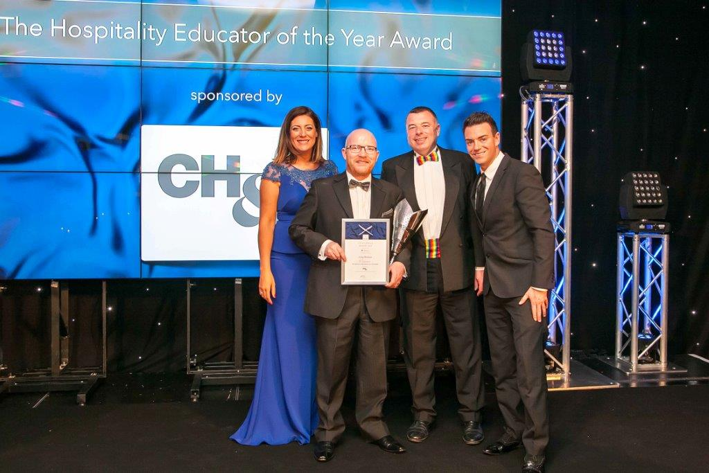 The Hospitality Educator of the Year Award