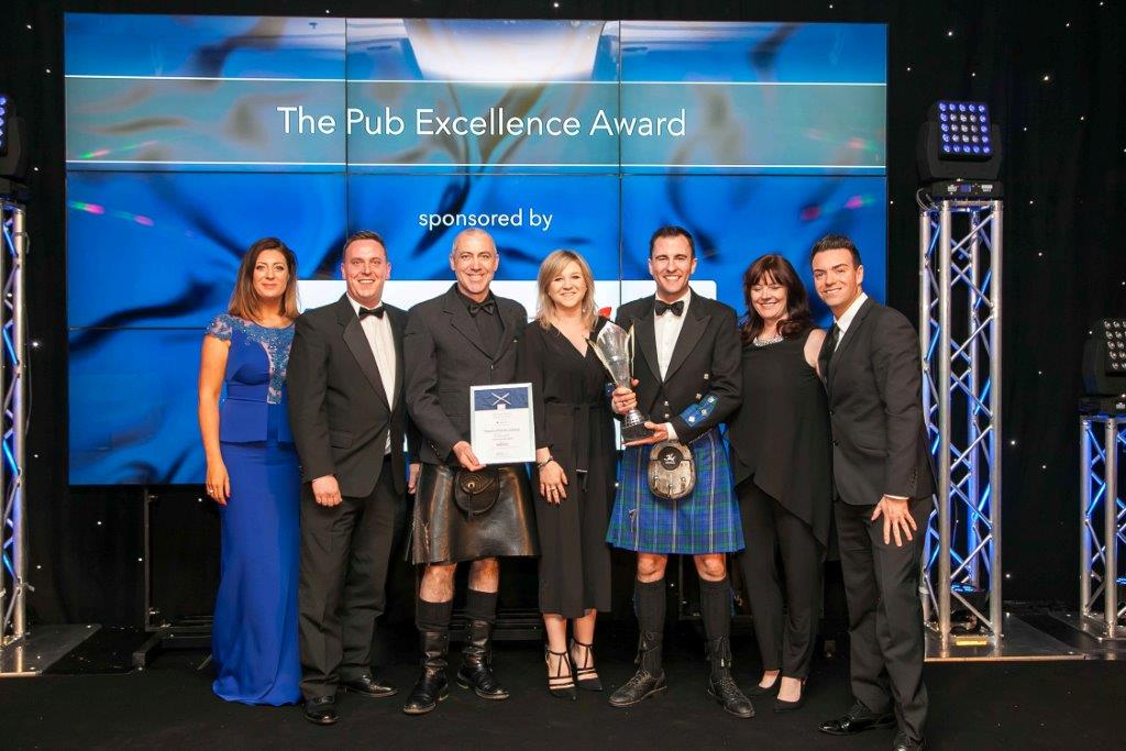 The Pub Excellence Award