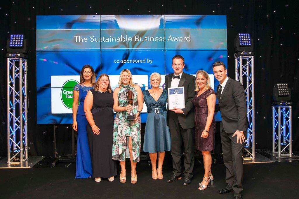 The Sustainable Business Award